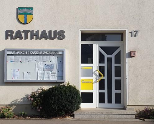 Rathaus Breitingen