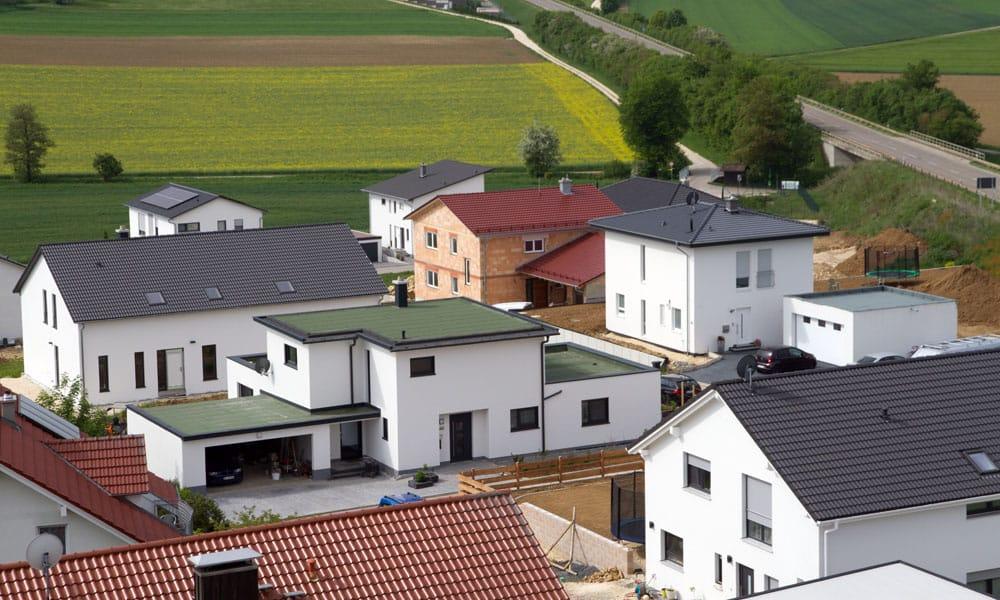 Breitingen Neubaugebiet