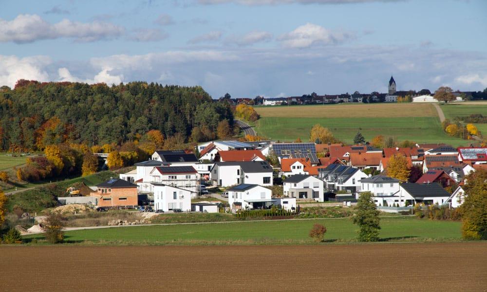 Baugebiet Breitingen