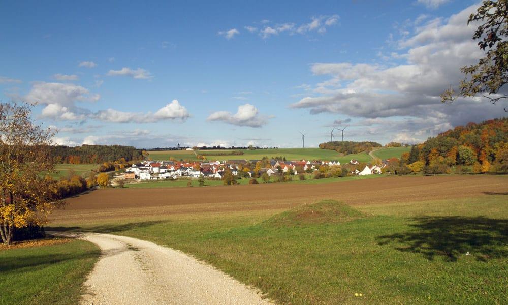 Breitingen Umgebung