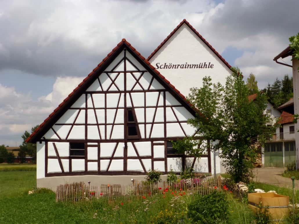 Schönrainmühle Breitingen